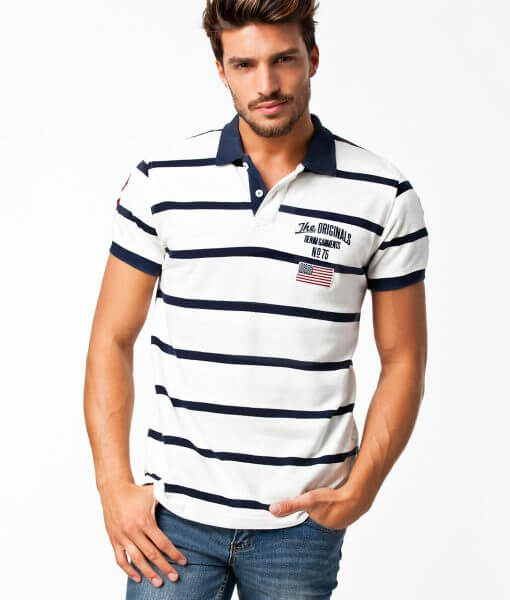 Lawrance Polo Tee Jack & Jones