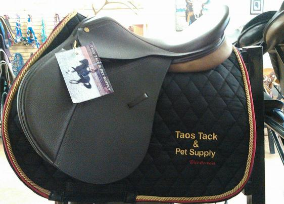 Custom Saddle Pads