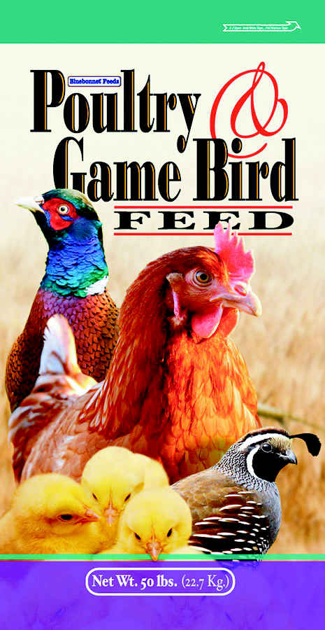 Super Game Bird Conditioning Pellet
