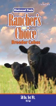 Ranchers Choice Hi Fat Breeder Cube